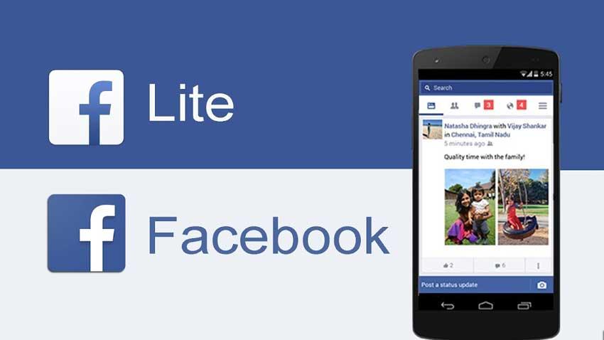 Aplicații care consumă bateria pe un telefon Android  facebook lite si messenger