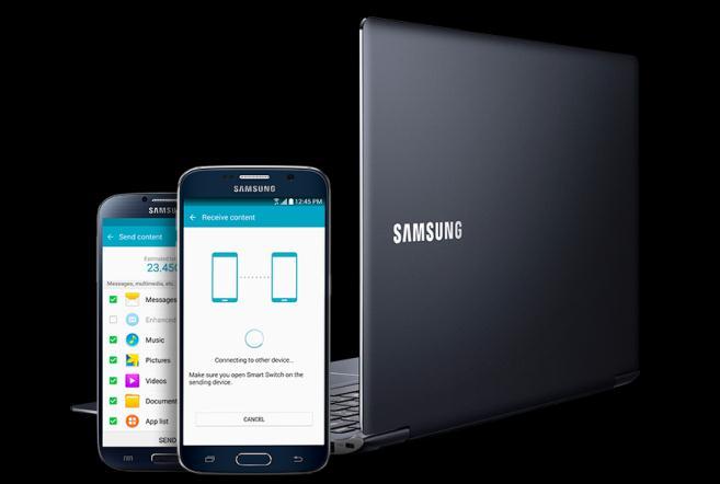 Ce este Samsung Smart Switch Mobile