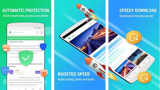 Salvează datele mobile pe Android cu aceste 5 aplicații Apus Browser