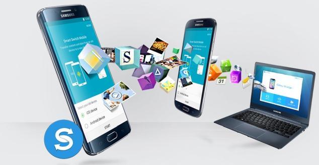 Samsung Smart Switch: Cum Funcționează