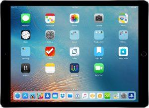 Setări de confidențialitate pentru iPad