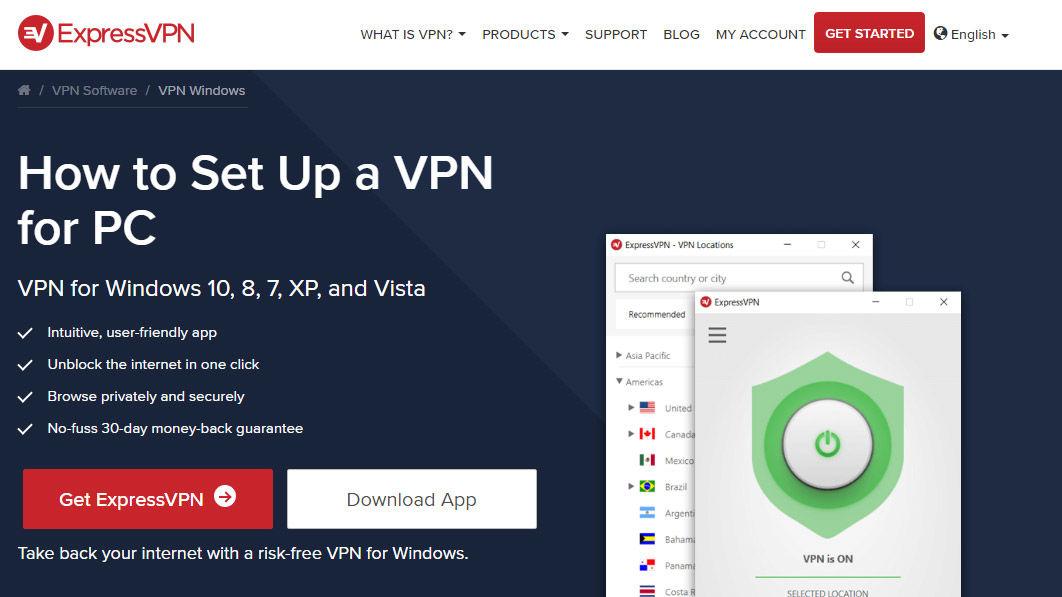 VPN pe un PC
