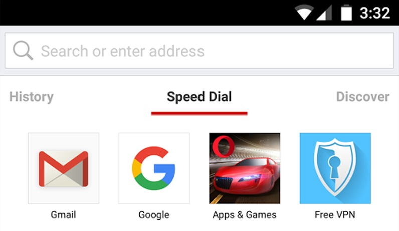 blocare reclame opera android