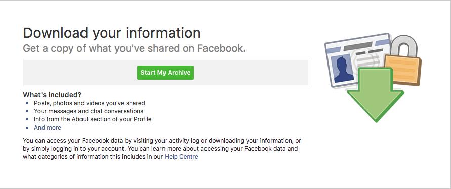 descarca conrul facebook stergi contul