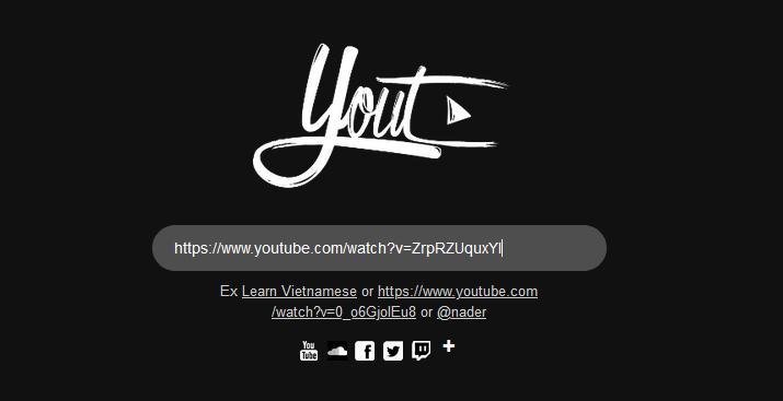 Cum descarci muzica youtube cu Yout
