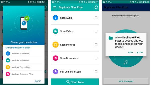 Șterge dublurile fișierele (duplicate) pe telefonul Android