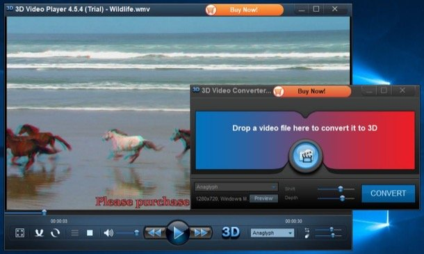 Cum se face un film în 3D 3d video converter