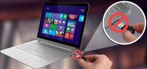Cum să blochezi calculatorul cu un stick USB