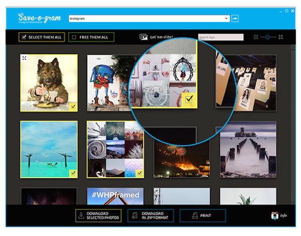 Descarcă fotografii și videoclipuri de pe Instagram pe computer