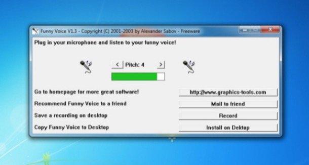 Programe pentru a modifica vocea pe Windows macOS și Linux