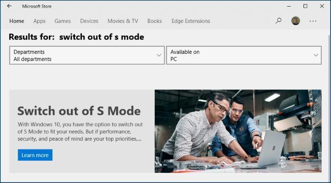 Ce este Windows 10 S Mode și cum funcționează?