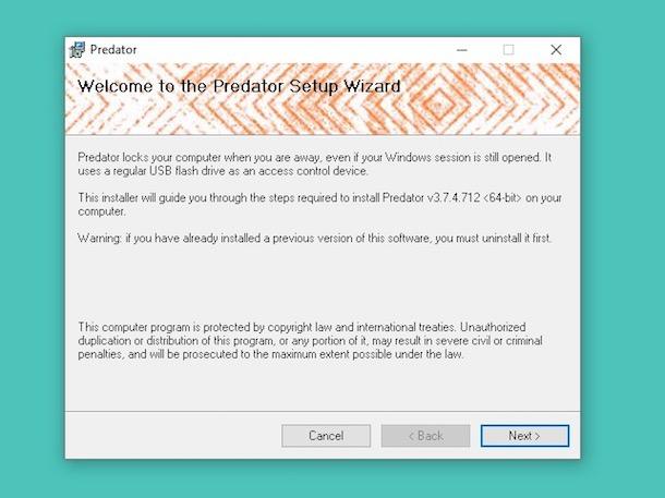 blochezi PC-ul predator