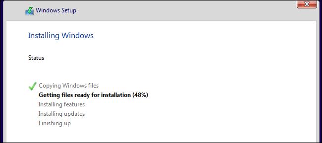 finalizare windows 10