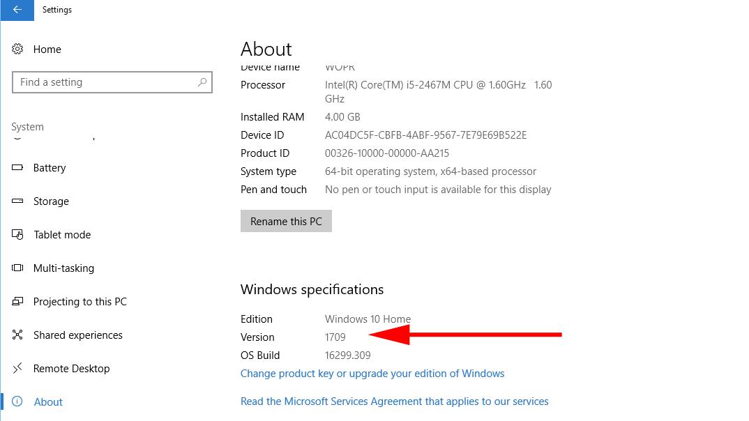 indows Sonic în Windows 10