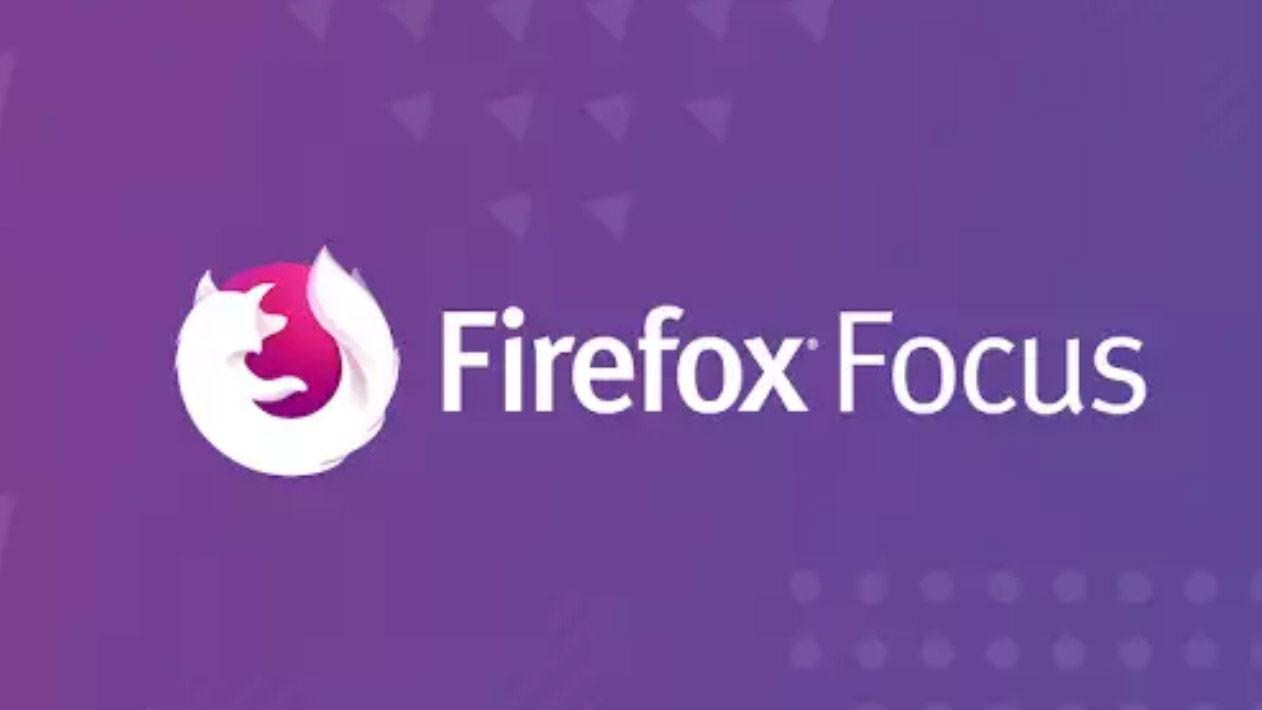 navighezi anonim pe Telefonul Android firefox focus