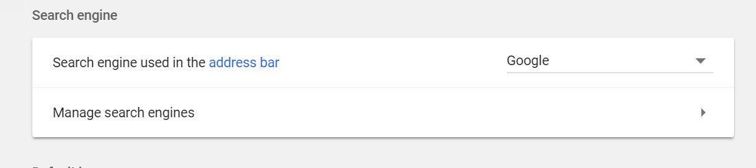 redirecționarea browserului google chrome
