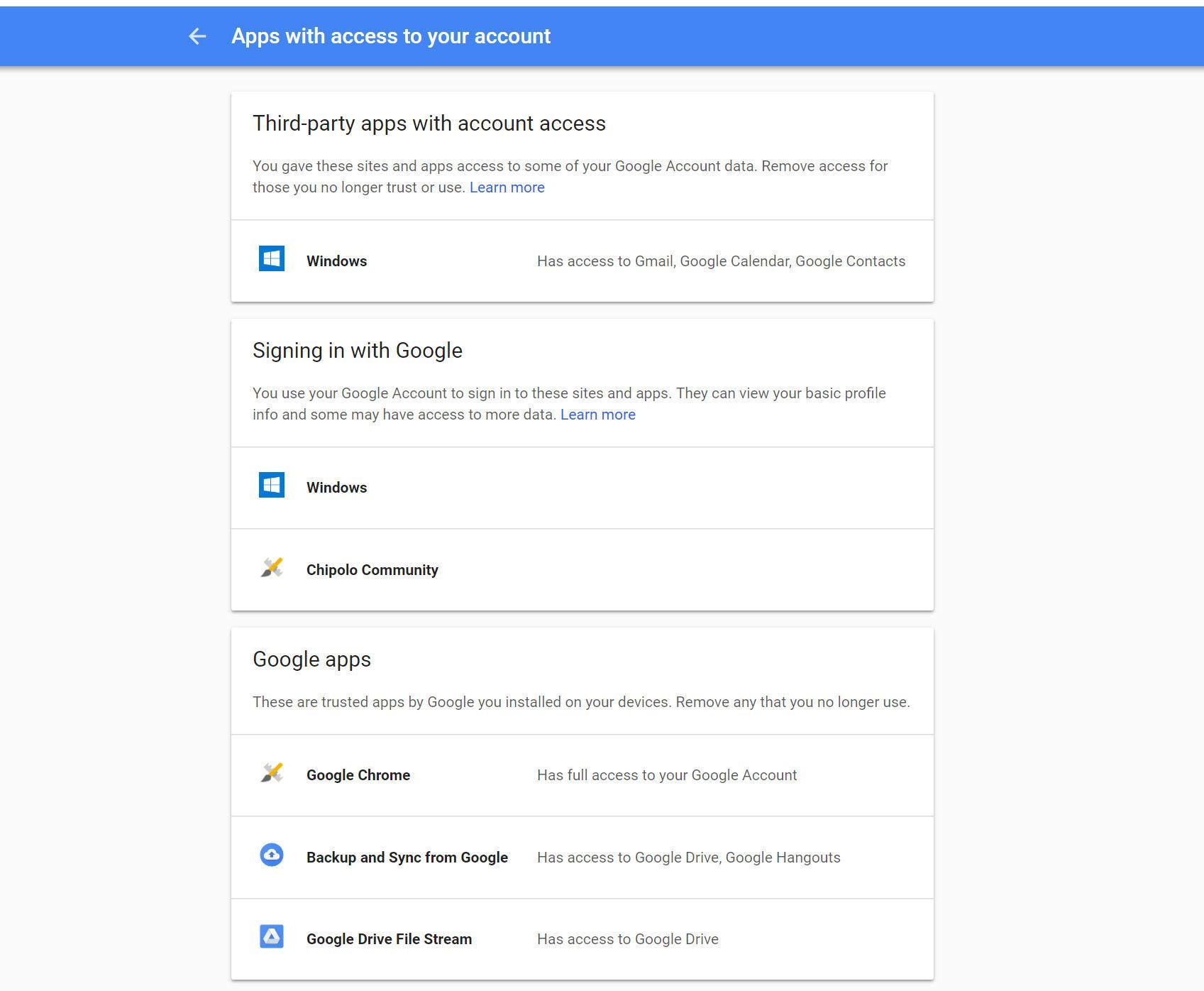 Ce știe Google despre tine