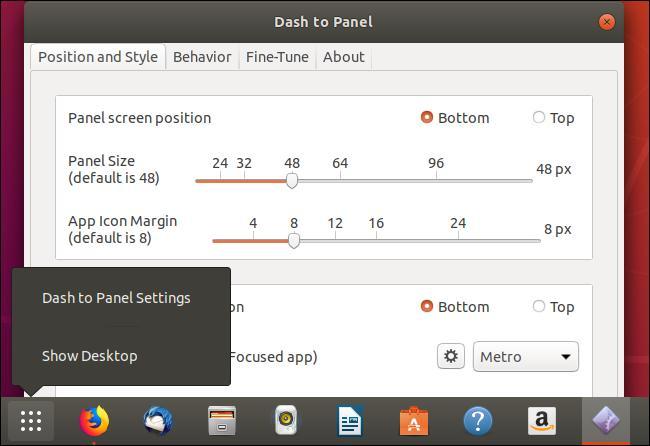 Cum se face Ubuntu să arate