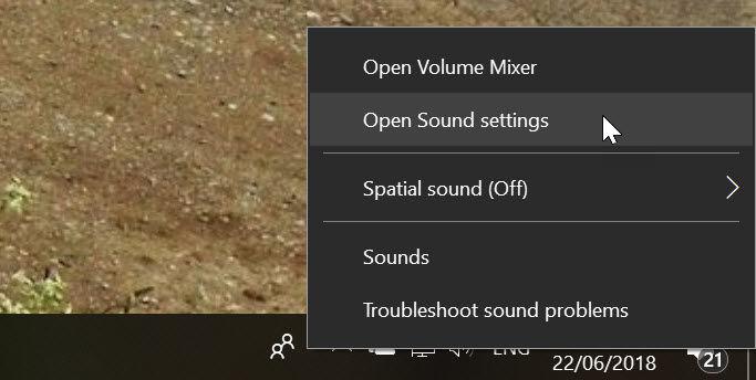 Cum se rezolvă problema la sunet prin HDMI windows setari