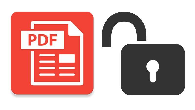 Deblocare PDF securizat online sau pe PC