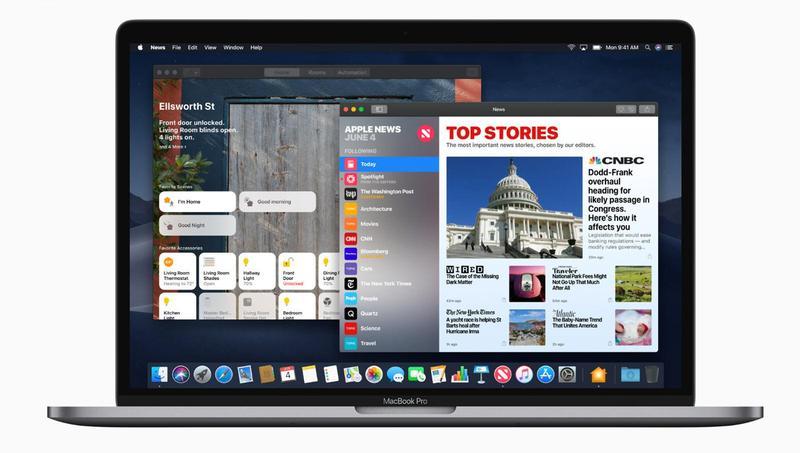 Noua actualizare la MacOS 10.14 Mojave