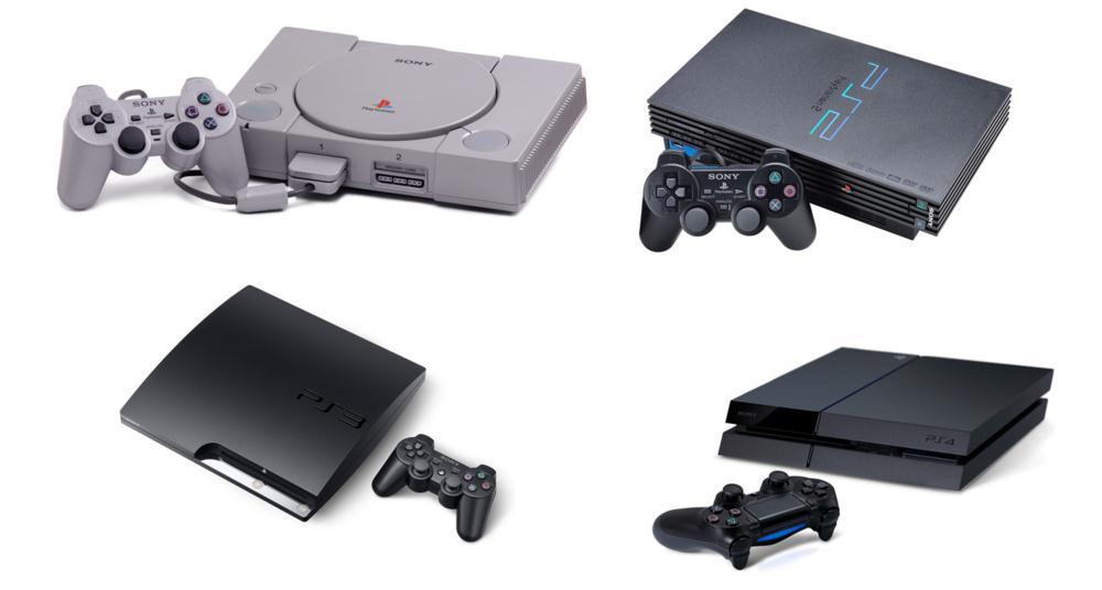 Se pot juca jocuri PS2 și PS3 pe PS4?