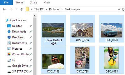 Transformare imagini JPG în PDF windows