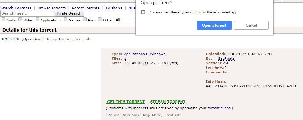 Tutorial folosire uTorrent