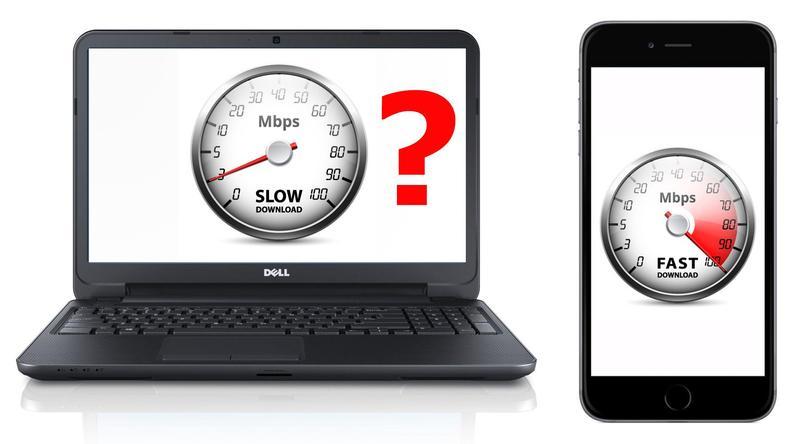 Ce faci dacă internetul merge greu pe PC