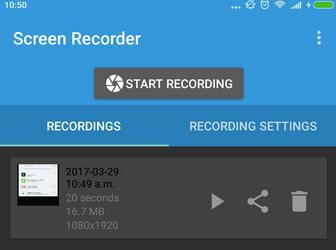 Cum faci captură de ecran (screenshot) pe un telefon Android aplicatie