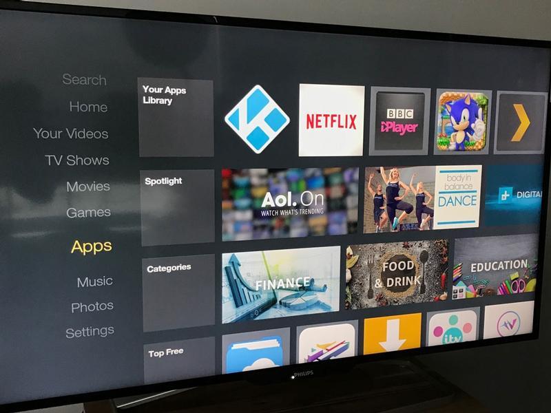 Cum se instalează aplicații pe Fire TV Stick aplicatii