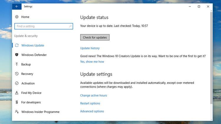 Cum se rezolvă problema cu Meniul Start din Windows 10 actualizare