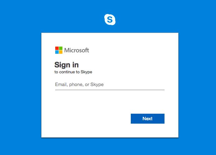 Cum se utilizează Skype pe Chromebook log in