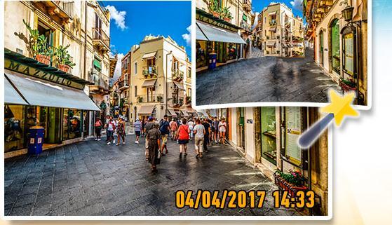 Program de șters scrisul de pe poze Photo Stamp Remover