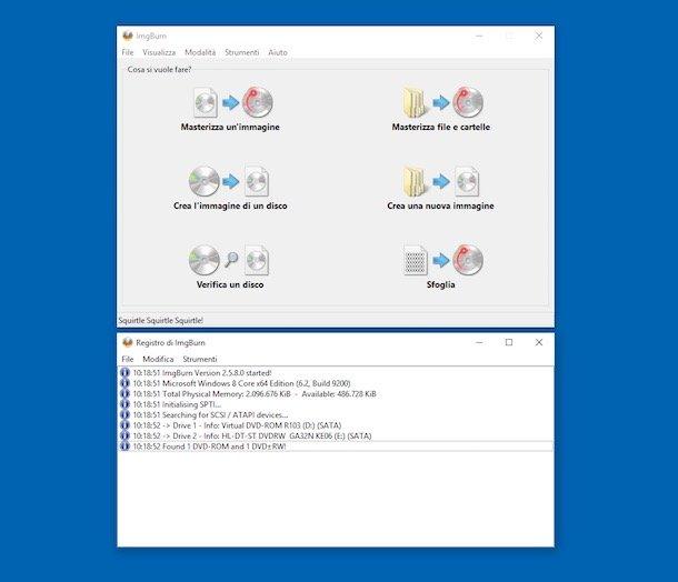 Program de copiat DVD-uri pe Windows Mac și Linux ImgBurn