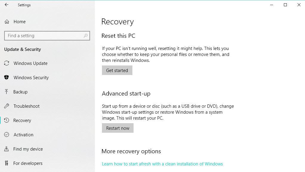 Rezolvă disk usage utilizarea discului 100% în Windows 10 actualizare