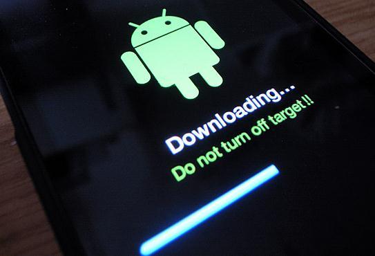 Actualizare (update) telefon Android sau tabletă