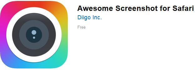 Aplicații pentru captură de ecran pentru Android sau iPhone Awesome Screenshot
