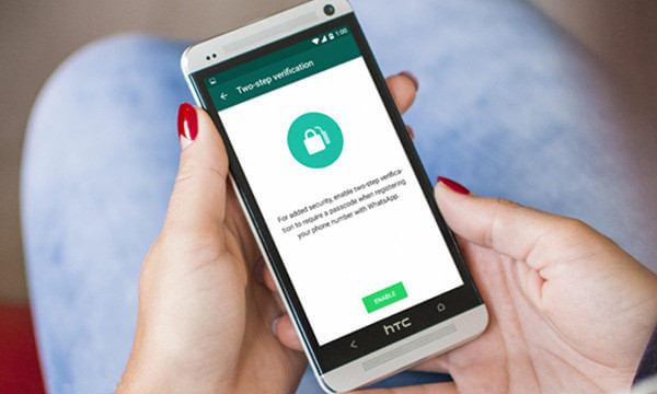 Autentificarea cu doi factori pe WhatsApp o securizare mai bună