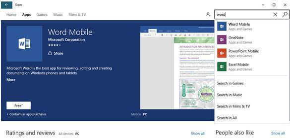 Descarcă Microsoft Word Office gratuit pe telefon sau PC powerpoint excel