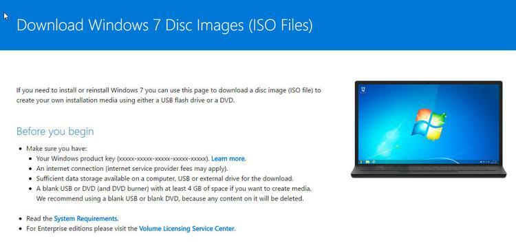 Instalează Windows 7, 8, 10 de pe stick USB descarcare sistemul operativ