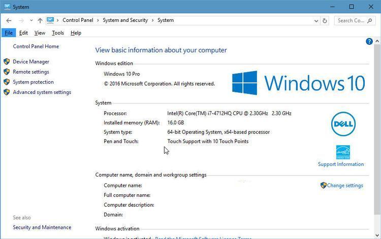 Instalează Windows 7, 8, 10 de pe stick USB versiunea de windows