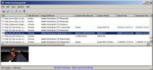 Obține informații despre imaginile din cache-ul browserului