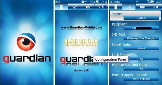 Aplicații de ascultat telefonul gratis pe Android sau iPhone Guardian