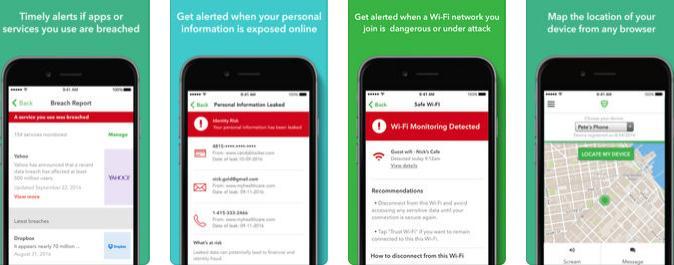 Aplicații de urmărire a telefonului Android sau iPhone Lookout
