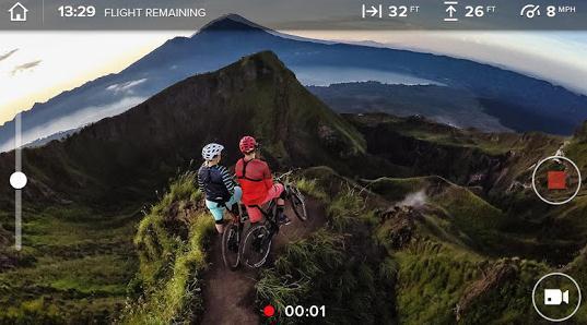 Aplicații pentru GoPro Android sau iPhone Passenger