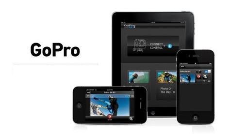 Aplicații pentru GoPro Android sau iPhone