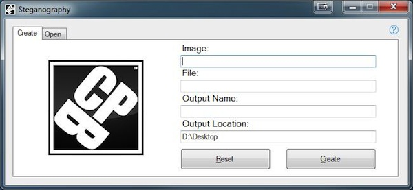 Ascunde arhivele comprimate ZIP și RAR în imagini JPG