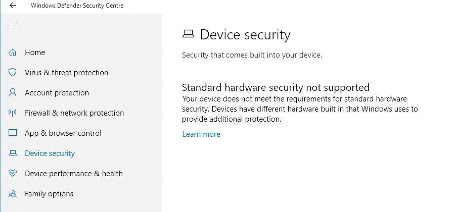 Criptare date pe hard disk în Windows 10 cu BitLocker securitate dispozitiv