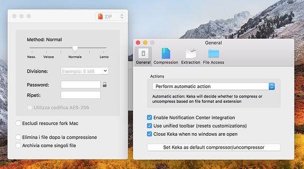 Cum poți deschide fișiere RAR, ZIP,7-Zip sau ISO pe Mac Keka